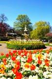 The Dingle Garden, Shrewsbury. Royalty Free Stock Images