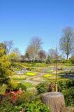 The Dingle Garden, Shrewsbury. Royalty Free Stock Photo