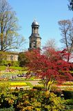 The Dingle Garden, Shrewsbury. Royalty Free Stock Photos