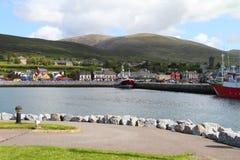 Dingle-Hafen Dingle-Grafschaft Kerry Ireland Lizenzfreies Stockfoto