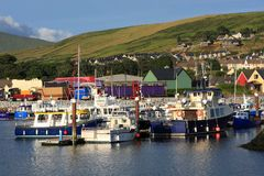 Dingle Harbour County Kerry Ireland royalty free stock image