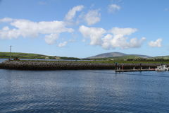 Dingle Harbour Dingle County Kerry Ireland Stock Image