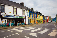 Dingle Irlandia Fotografia Stock