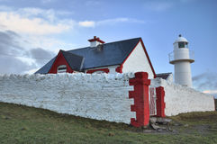 Dingle Lighthouse Stock Photography
