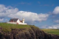 Dingle lighthouse. The lighthouse in Dingle, Ireland stock image