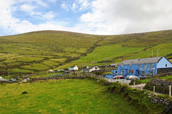 Dingle Peninsula. Famous landscape in the west of ireland Royalty Free Stock Photo