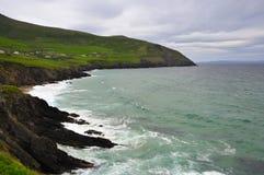 Dingle Peninsula. Seascape near Slea Head on the Dingle Peninsula, Co.Kerry, Ireland Stock Image
