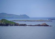 Dingle Peninsula And Atlantic Ocean Ireland Royalty Free Stock Photo
