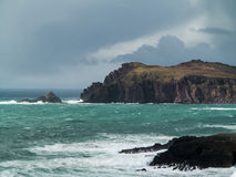 Dingle Peninsula Ireland on cloudy day Stock Image