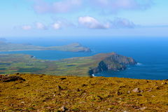 Dingle. Peninsula on a sunny day Stock Image