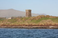 Dingle Watchtower Stock Photo