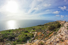 Dingli cliffs Stock Photos