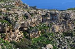 Dingli cliffs,Maslta Royalty Free Stock Image
