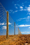 Dingo Fence Stock Photography