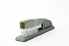 Dingy old stapler Stock Images
