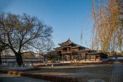 Dingzhou, επαρχία Hebei, Gong Yuan Στοκ Φωτογραφίες