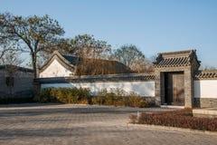 Dingzhou, επαρχία Hebei, Gong Yuan Στοκ Εικόνες
