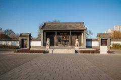 Dingzhou, Hebei Province, Gong Yuan Royalty Free Stock Photography
