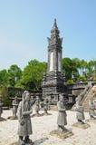dinh cesarza khai grobowiec zdjęcie stock