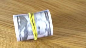 dinheiro video estoque