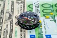 Dinheiro. Imagem de Stock