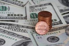 Dinheiro imagem de stock