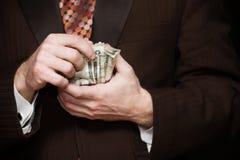 Dinheiro Imagens de Stock