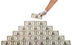 Dinheiro (4) foto de stock