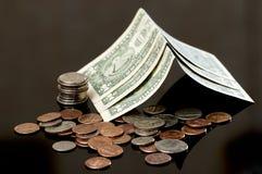 Dinheiro. foto de stock