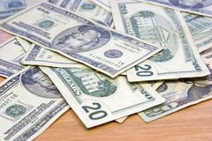 Dinheiro Foto de Stock Royalty Free