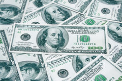 Dinheiro americano Fotos de Stock