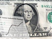 Dinheiro - boa economia Imagens de Stock