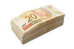 Dinheiro brasileiro Fotos de Stock