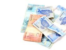 Dinheiro brasileiro Foto de Stock