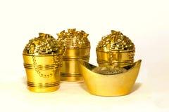 Dinheiro chinês para a decoração Imagem de Stock Royalty Free