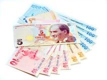 Dinheiro conservado em estoque Imagens de Stock Royalty Free