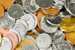 Dinheiro - coroa checa Fotografia de Stock Royalty Free