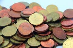 Dinheiro da conta da moeda do dinheiro de Tailândia imagem de stock