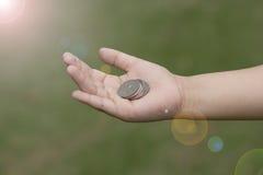 Dinheiro da economia Foto de Stock