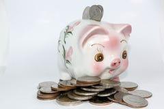 Dinheiro da economia Fotografia de Stock