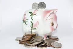 Dinheiro da economia Foto de Stock Royalty Free