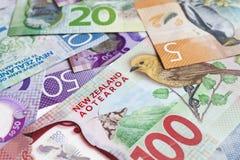 Dinheiro de Nova Zelândia imagens de stock royalty free
