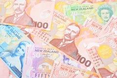 Dinheiro de NZ Fotos de Stock Royalty Free