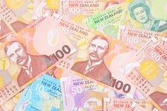 Dinheiro de NZ Imagens de Stock Royalty Free