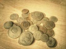 Dinheiro de URSS Imagens de Stock Royalty Free