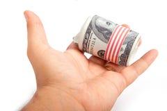 Dinheiro, dinheiro Fotografia de Stock Royalty Free