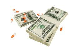 Dinheiro, dinheiro, dinheiro Imagem de Stock