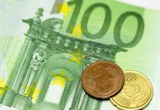 Dinheiro, dinheiro pequeno Fotos de Stock Royalty Free