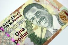 Dinheiro do Bahamas Imagens de Stock Royalty Free