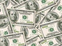 Dinheiro do dinheiro do dinheiro Fotografia de Stock Royalty Free